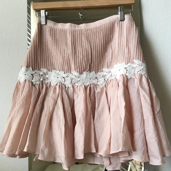 d0f7cd26e1ed KEEPSAKE the Label Dresses & Skirts - KEEPSAKE THE LABEL All Mine Shell  Skirt (M